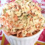 Creamy Sweet Coleslaw Restaurant-Style Recipe - Best Ever!