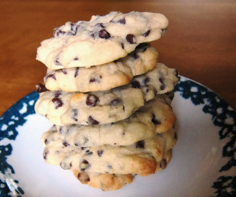 Ghirardelli Mini Chocolate Chip Cookies Recipe