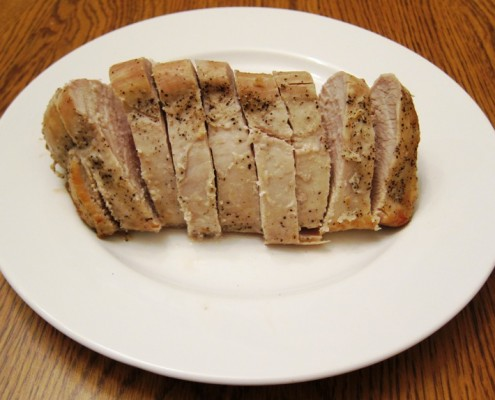 How To Roast Turkey Breast Tenderloin