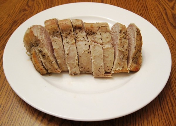 Trader Joe's cooked and sliced turkey breast