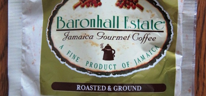 baronhall estates jamaican gourmet coffee