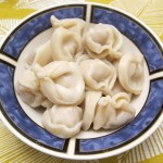 Russian Pelmeni Dumplings recipe - made easy by using wonton wrappers!