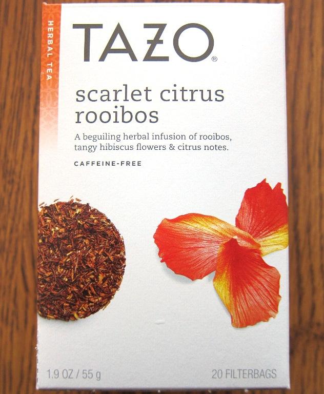 tazo herbal tea citrus rooibos