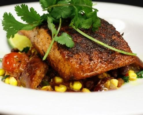 Cajun Blackened Salmon Recipe