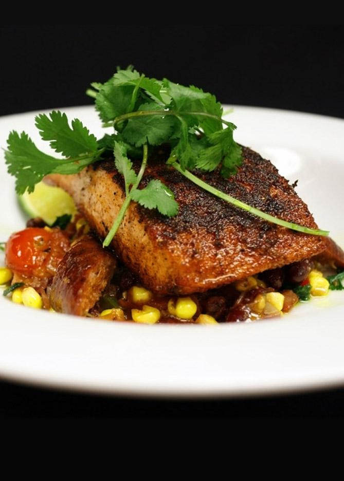 How To Make Cajun Blacked Salmon