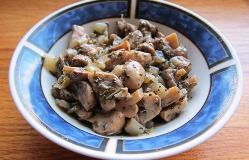 marinated-mushrooms