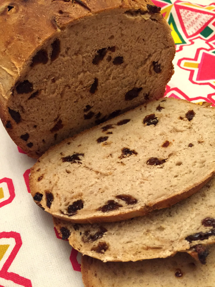 Cinnamon Raisin Bread Recipe For Bread Machine – Melanie Cooks