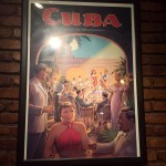 Cohiba Cuban Restaurant Chicago poster