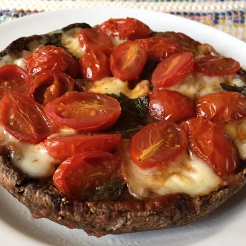 Low-Carb Gluten-Free Portobello Pizza Recipe