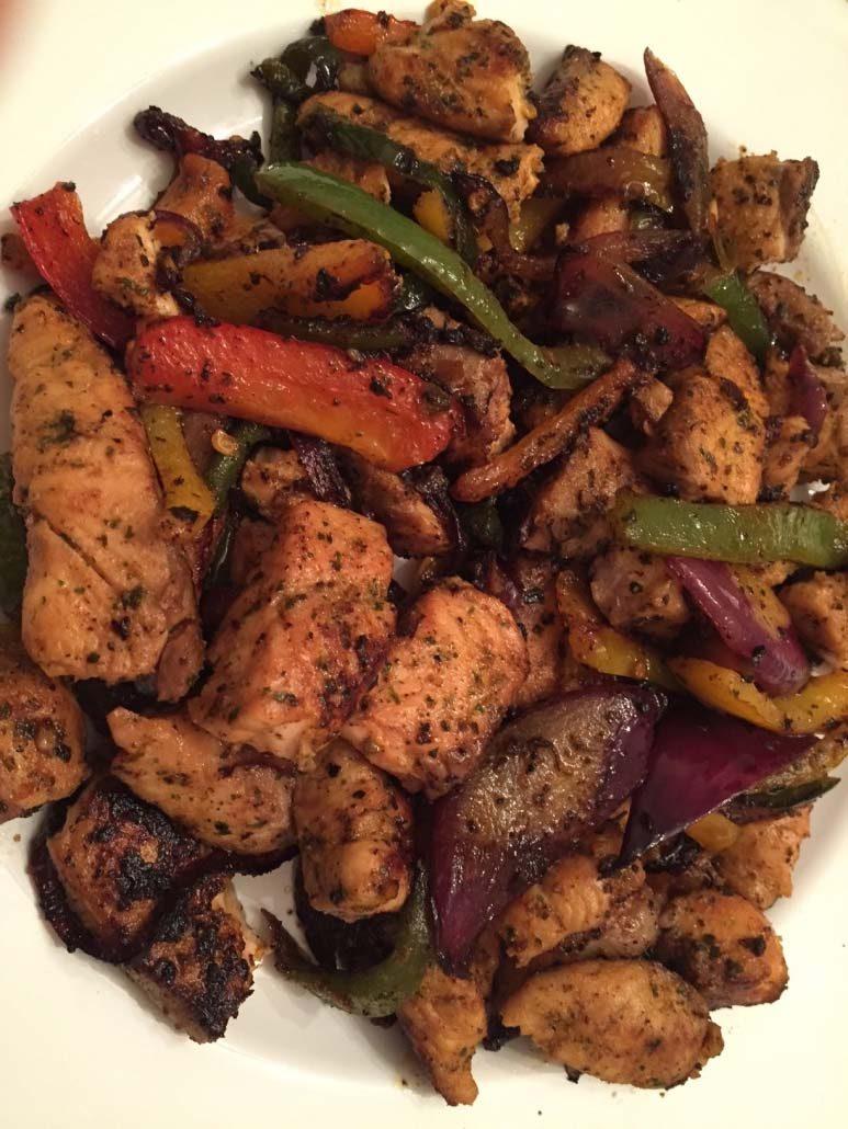 How To Make Spicy Chicken Stir-Fry Recipe