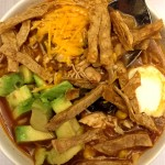 Crockpot Mexican Chicken Tortilla Soup