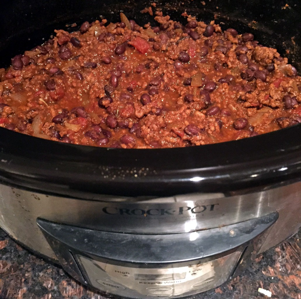 Crockpot Chili Recipe Without Browning