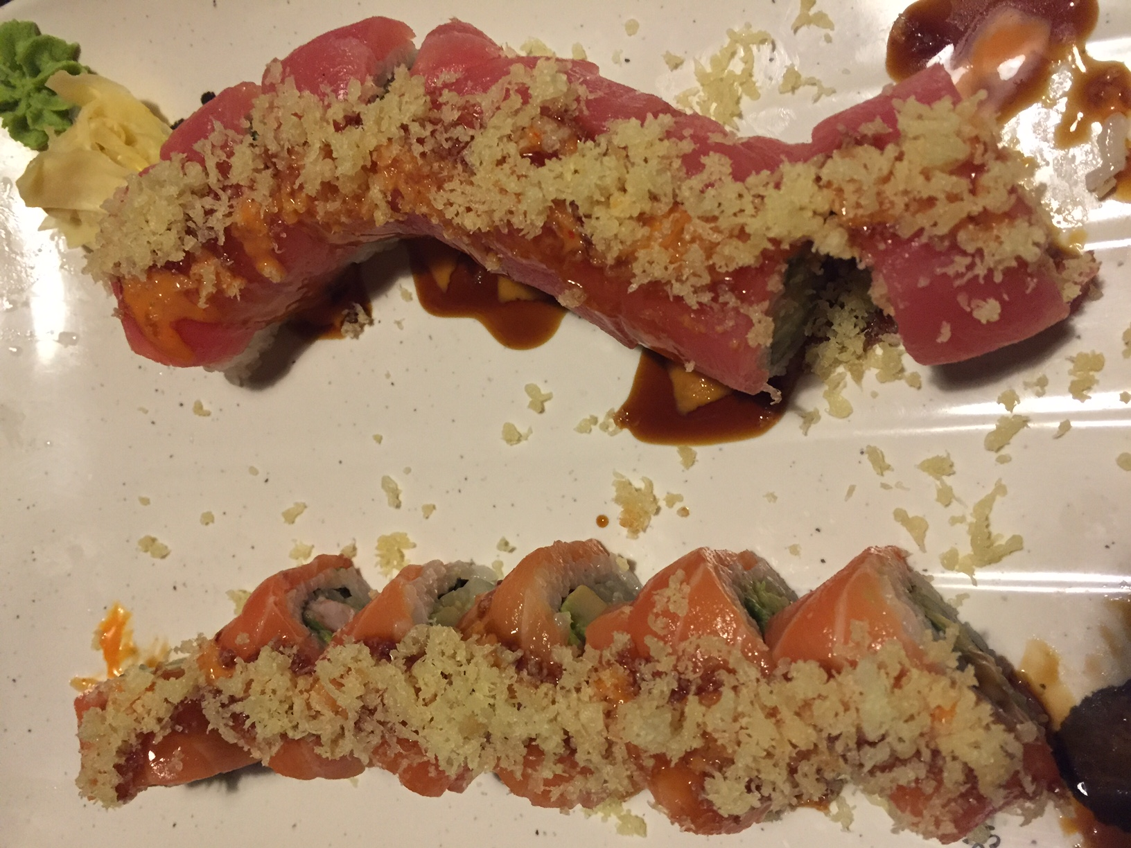 Sushi Rolls Japanese Hakuya Restaurant Buffalo Grove Chicago