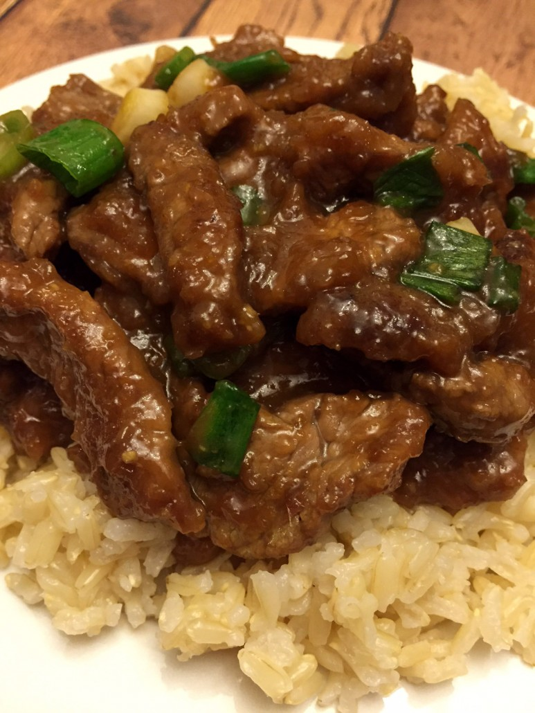 How To Make Mongolian Beef