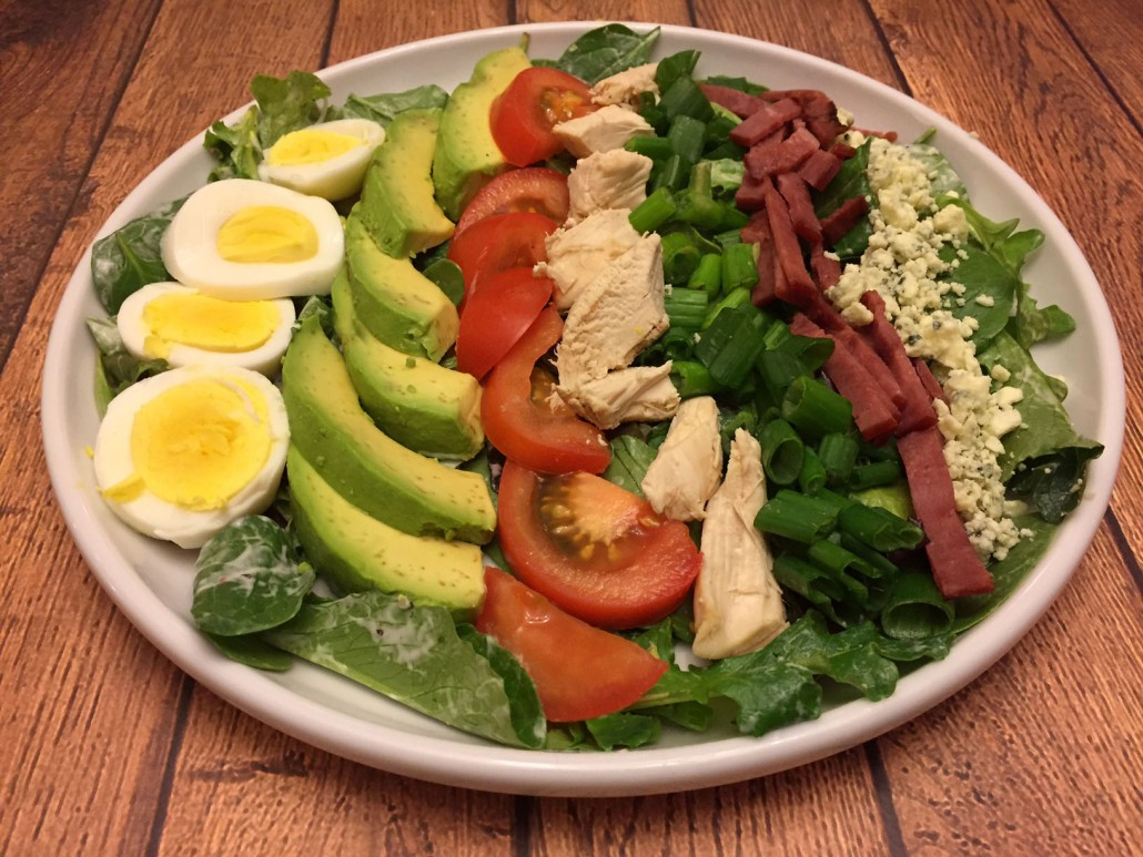 How To Make Cobb Salad