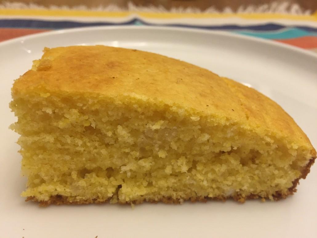 How To Make Golden Fluffy Cornbread