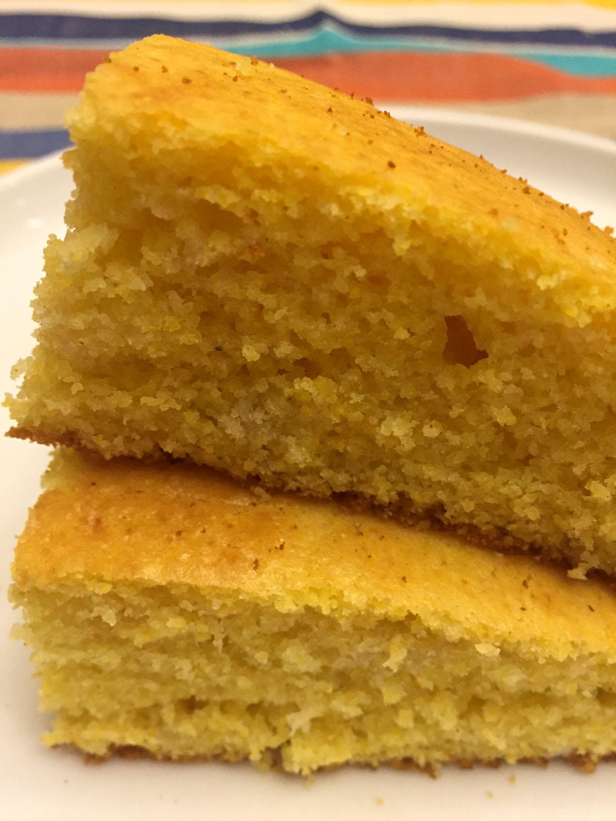 Easy Cornbread Recipe With Yellow Cake Mix