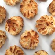 2-Ingredient Coconut Macaroons Recipe