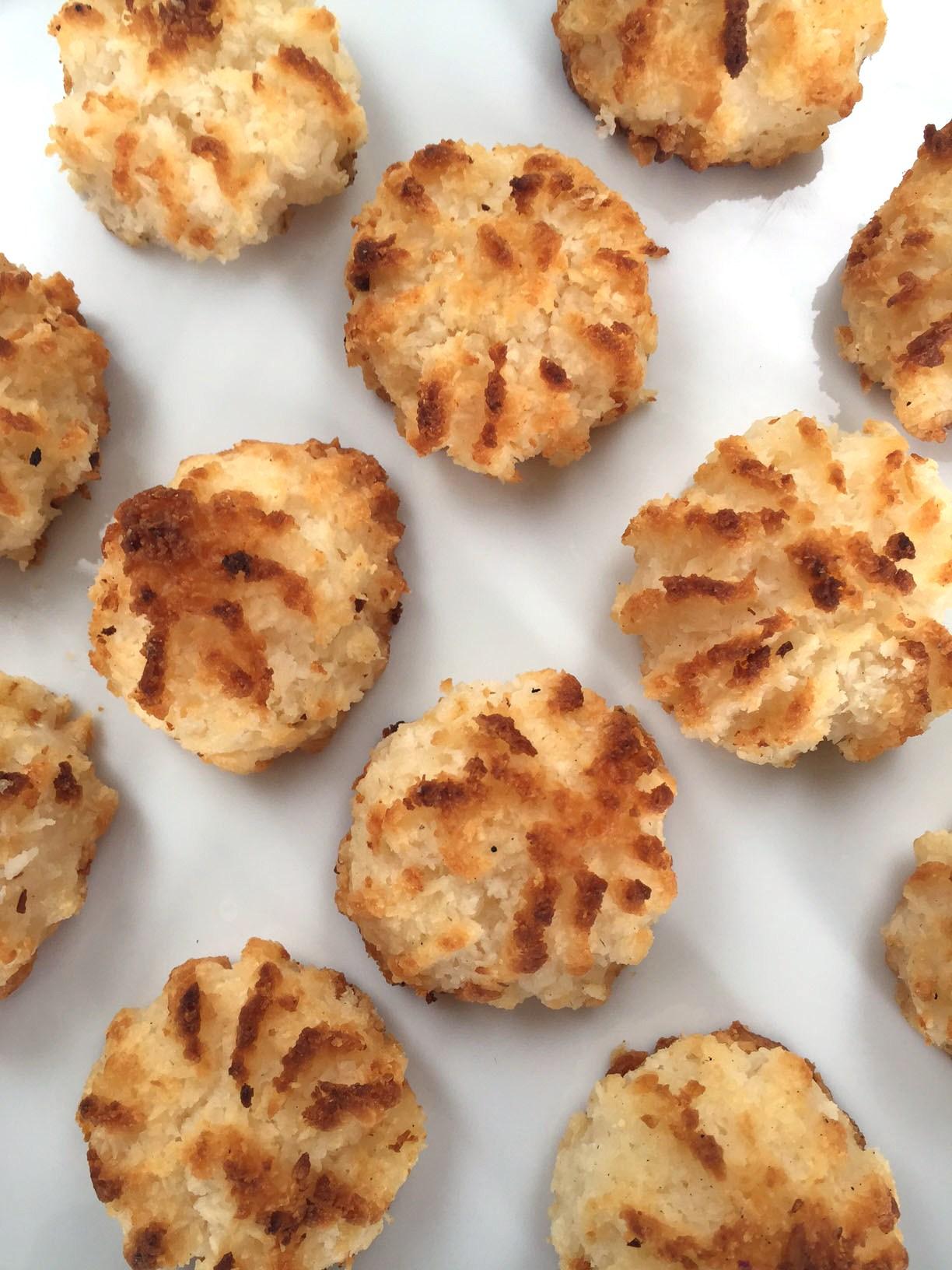 Macaroons cookie recipe