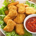 How To Make Baked Chicken Nuggets