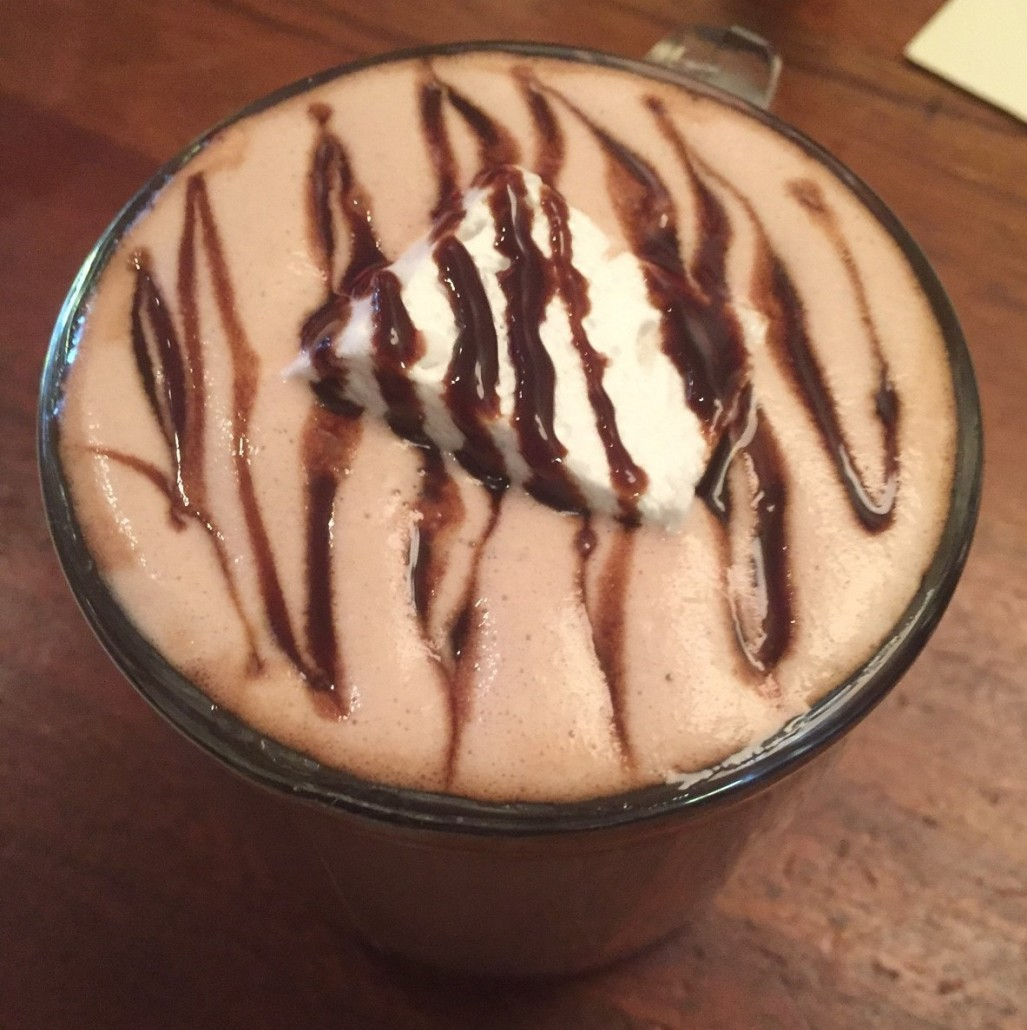 M Henry Hot Chocolate With Marshmallow