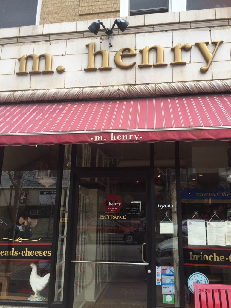 M Henry Cafe - Best Chicago Breakfast And Brunch Restaurant
