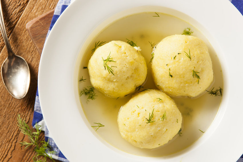 How To Make Jewish Matzo Ball Soup