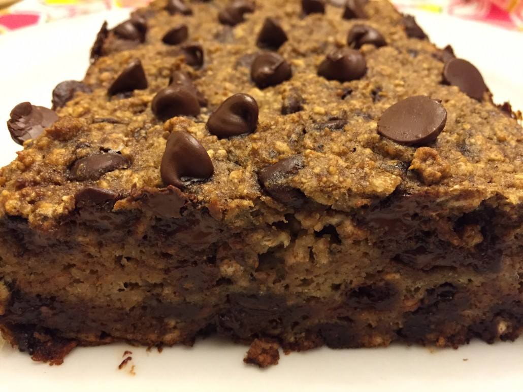 This matzah banana bread recipe uses matzo meal (ground up matzah ...