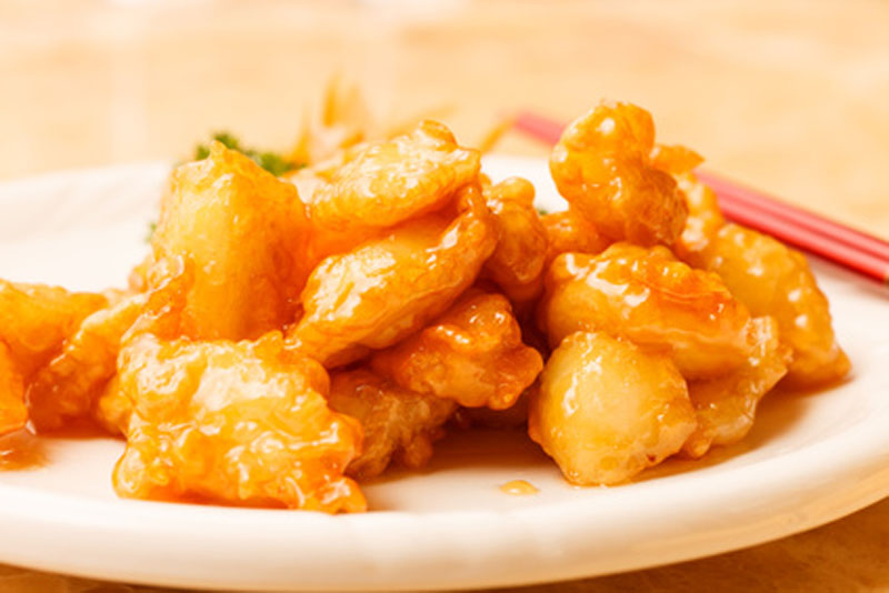 How To Make Chinese Sweet and Sour Chicken