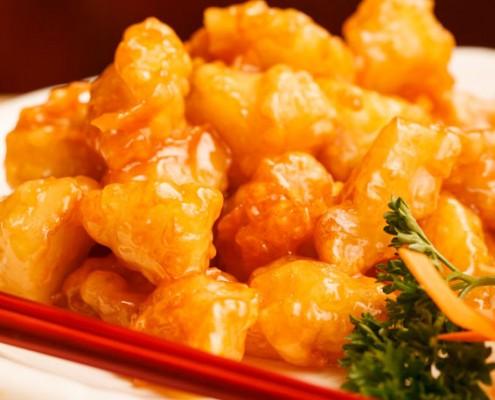 Homemade Sweet & Sour Chinese Chicken Recipe