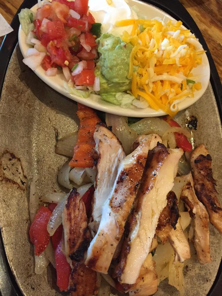Uncle Julio's Chicken Enchiladas