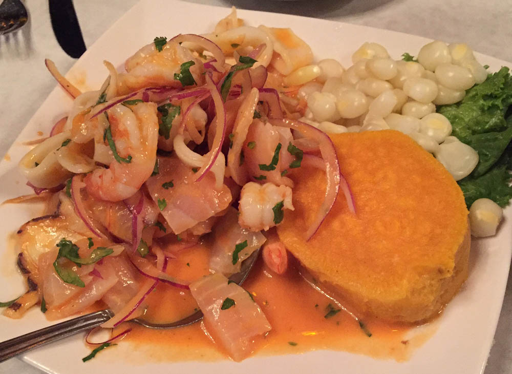 Ceviche Peruvian Seafood Chicago