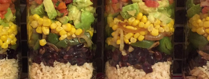 How To Make Chipotle Burrito Bowl Salad