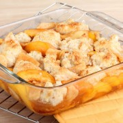 How To Make Peach Cobbler