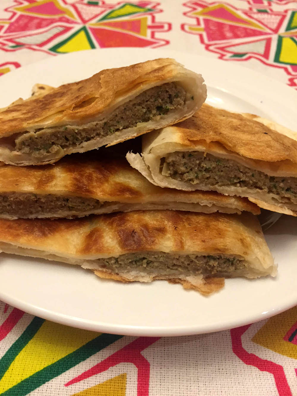 Russian Chebureki Recipe - How To Make Ground Beef Turnovers