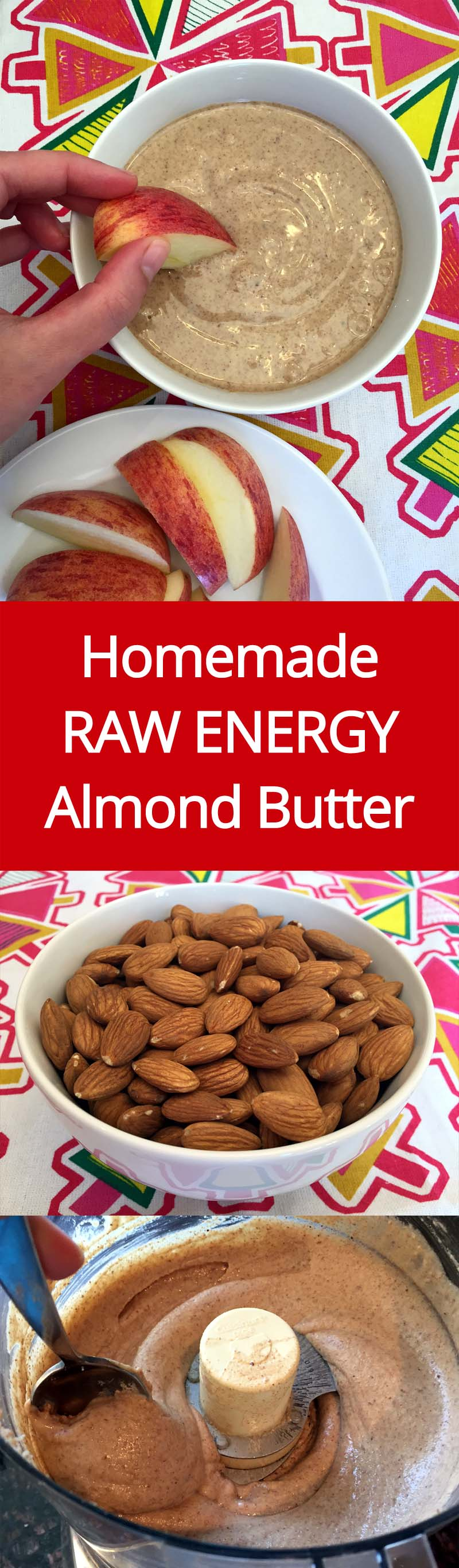 Homemade almond butter recipe how to make raw organic almond homemade almond butter recipe how to make raw organic almond butter with your food processor forumfinder Gallery