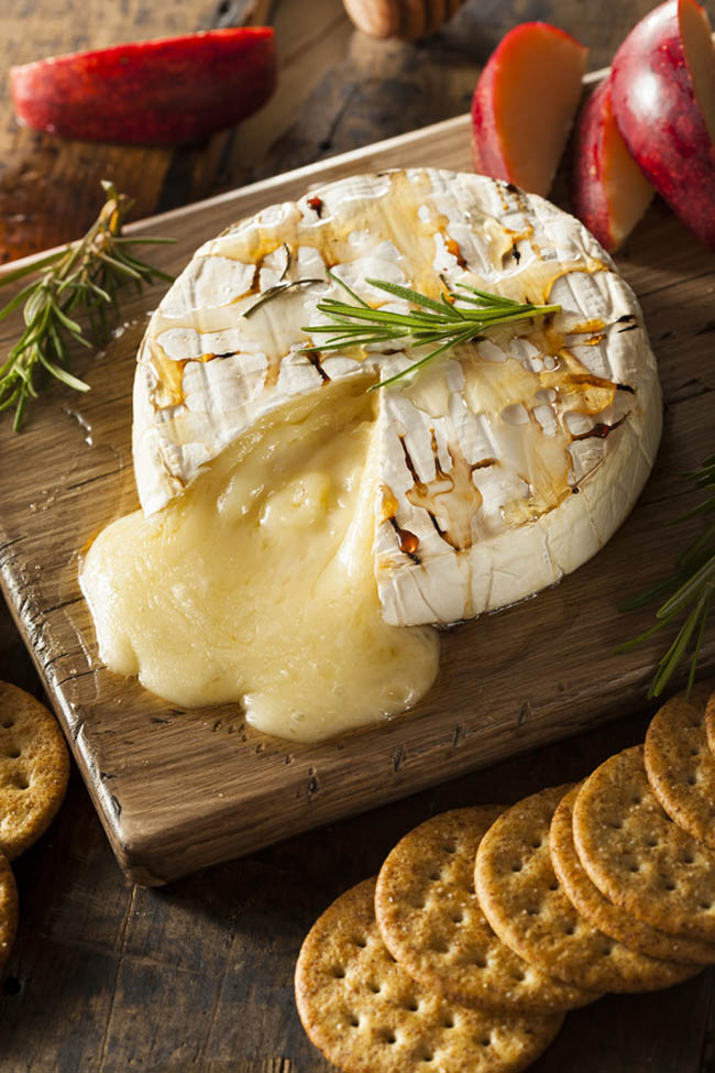 baked brie cheese recipes
