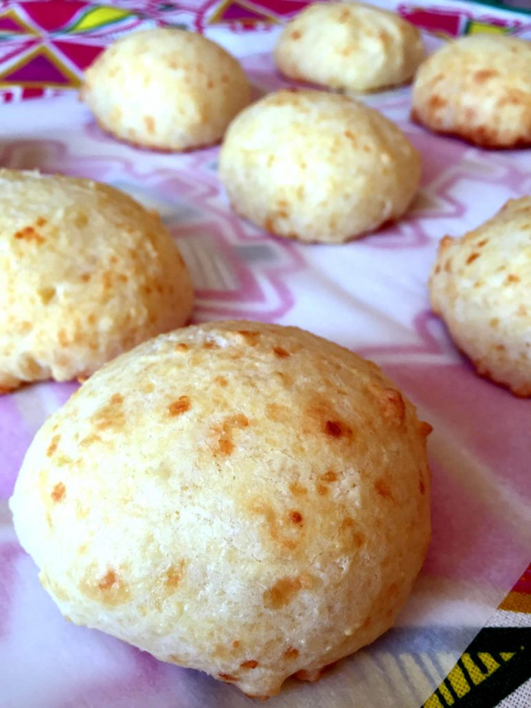 Pao de Queijo - Gluten-Free Brazilian Cheese Bread
