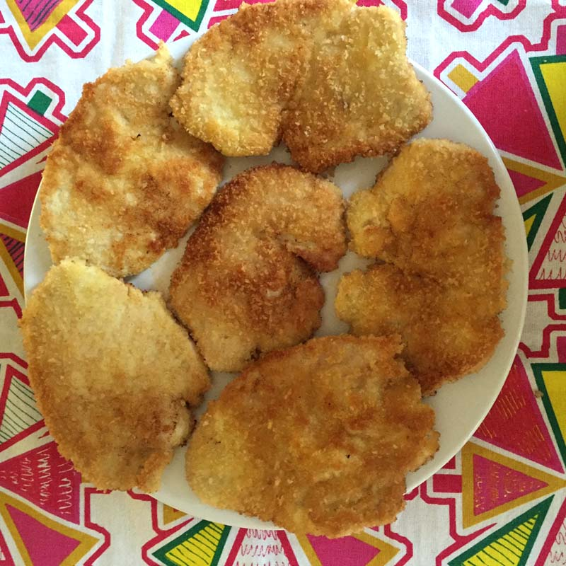 How To Make Breaded Turkey Cutlets