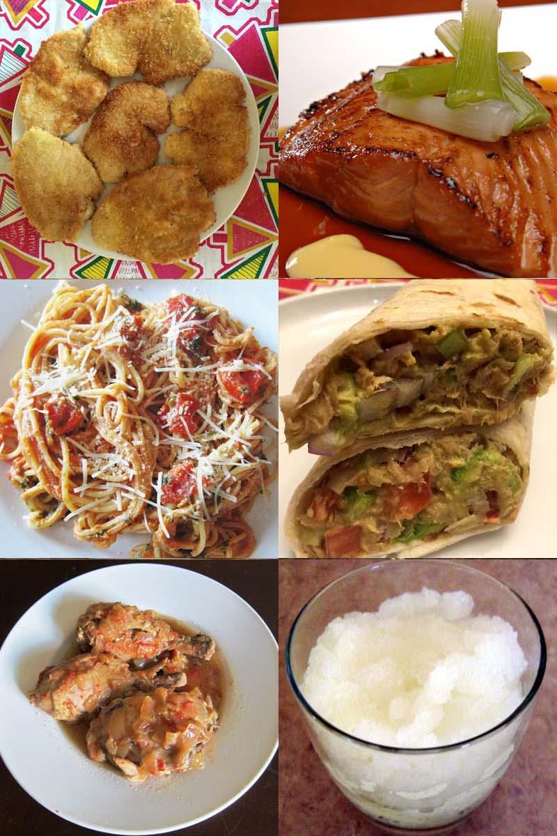 Free Easy Weekly Meal Plan Week 26 Recipes And Dinner