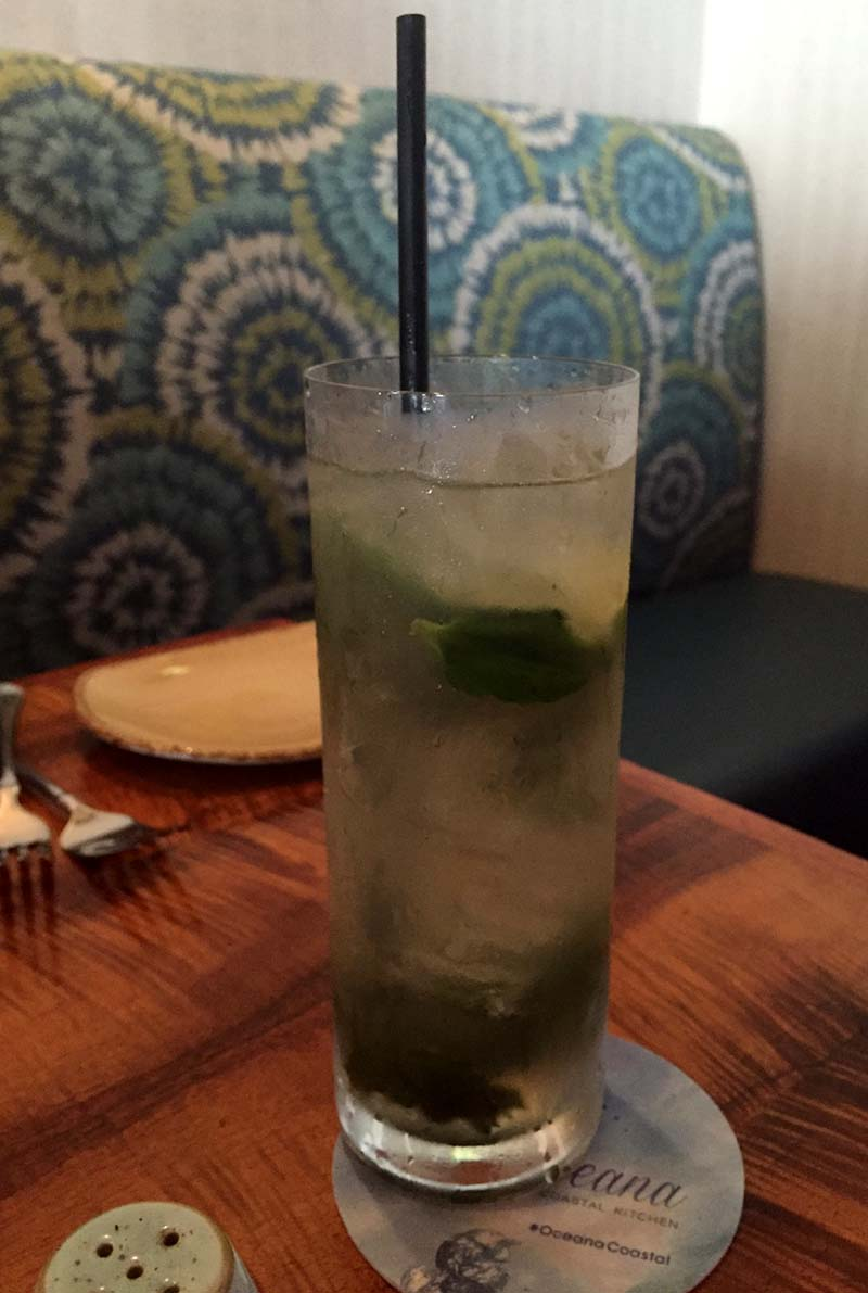 Oceana Coastal Kitchen Mojito