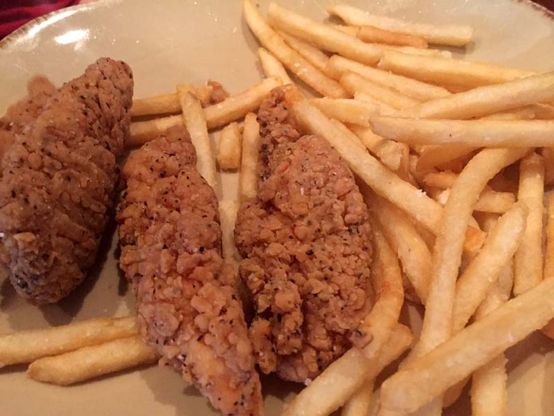 Oceana Chicken Tenders