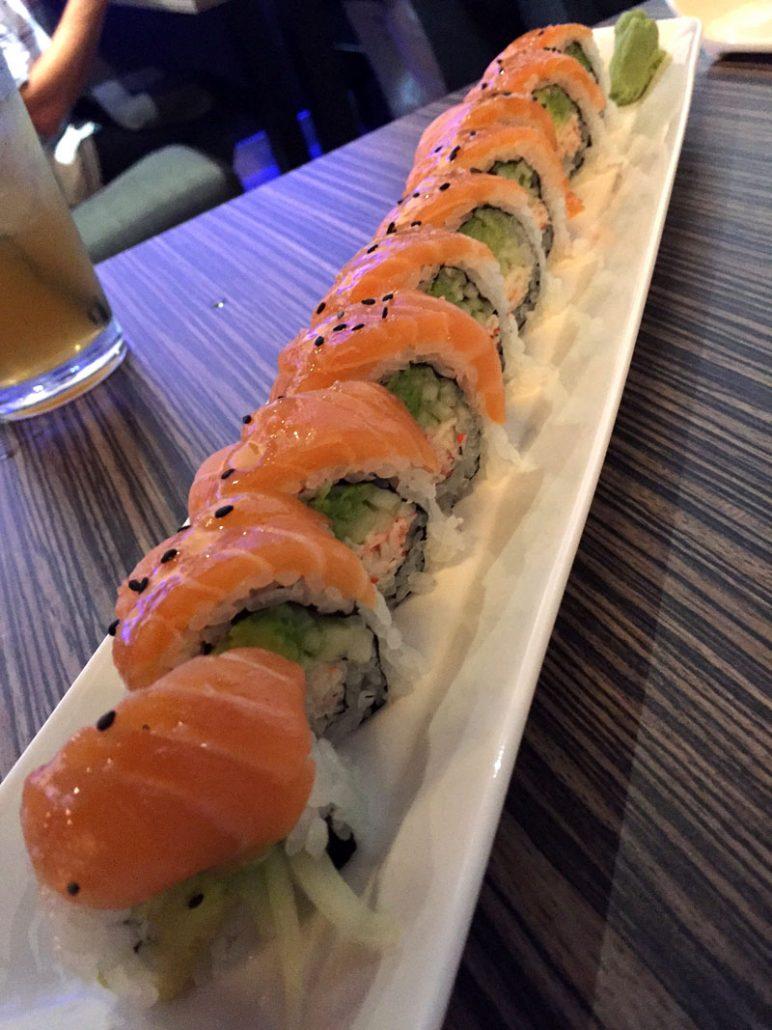 Shakou Sushi - Sunny Hill Roll