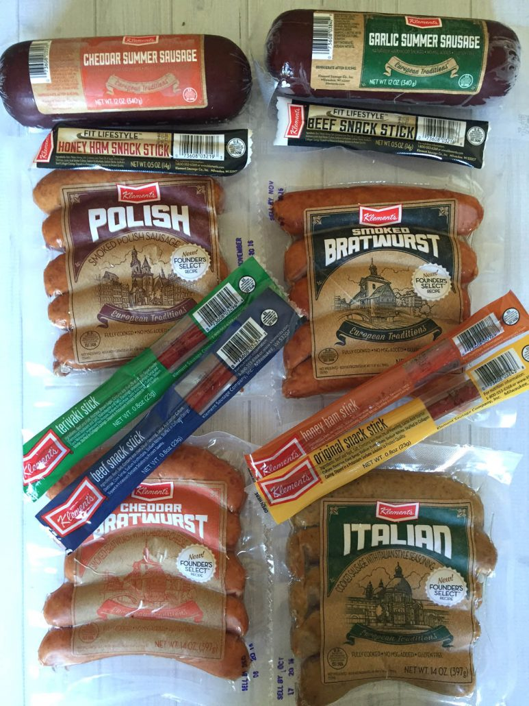 Klements Sausage Products