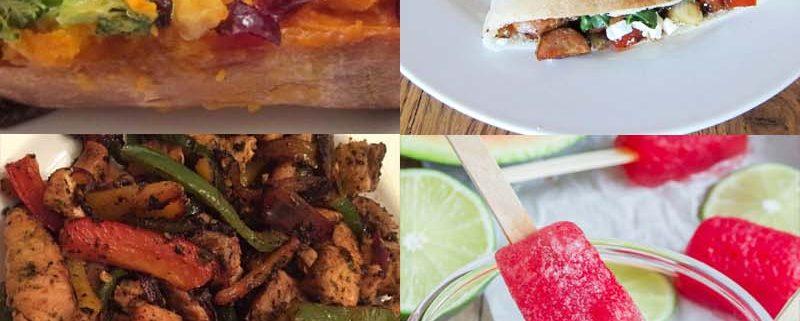 FREE Weekly Easy Meal Plan - Week 27 Recipes