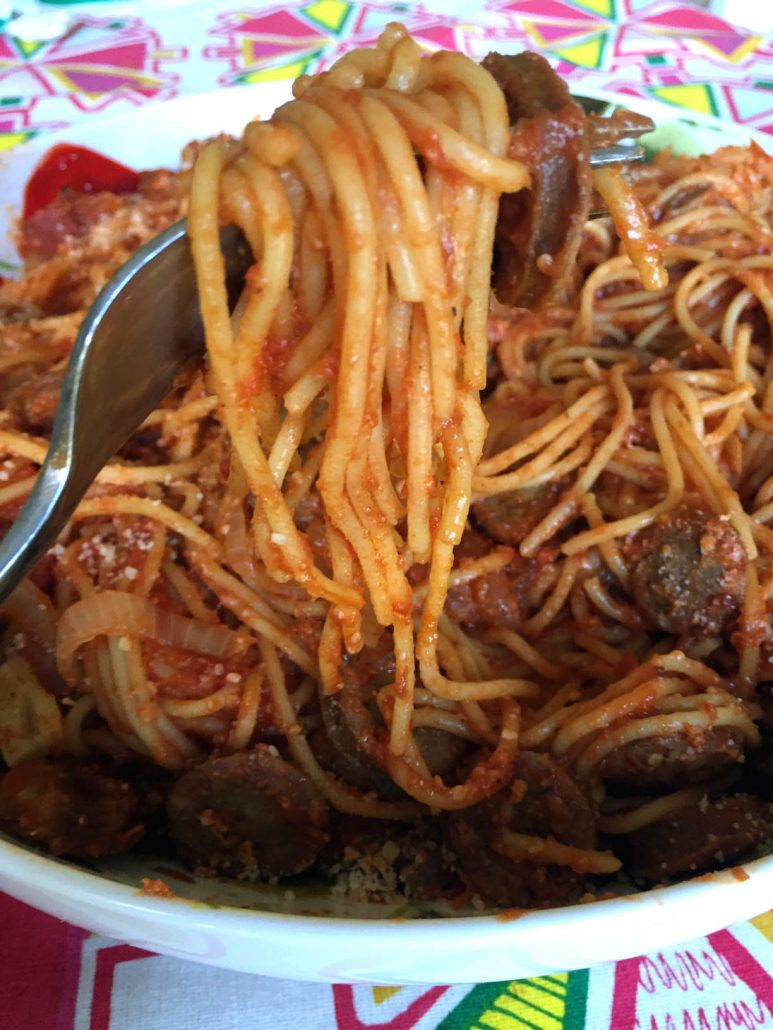 Easy One-Pot Sausage Pasta Recipe
