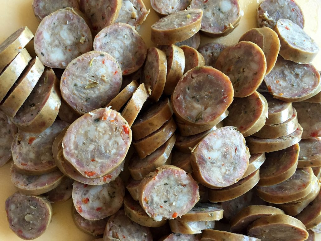 Klements Italian Sausage Slices