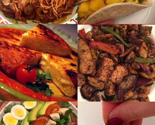 FREE Easy Weekly Meal Plan - Week 34