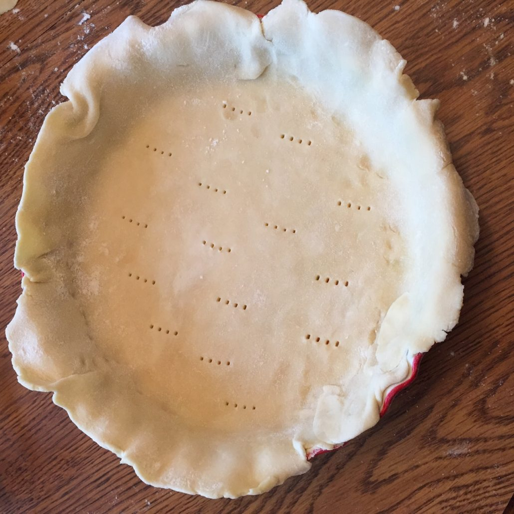 Apple Pie Bottom Crust