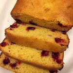 Cranberry Orange Bread Holiday Loaf Cake Recipe
